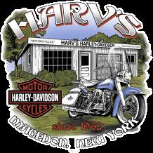 History | Harv's Harley-Davidson® | Macedon New York
